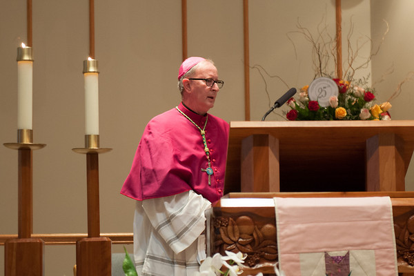 Fr Matt's 25th Anniversary Mass & Celebration