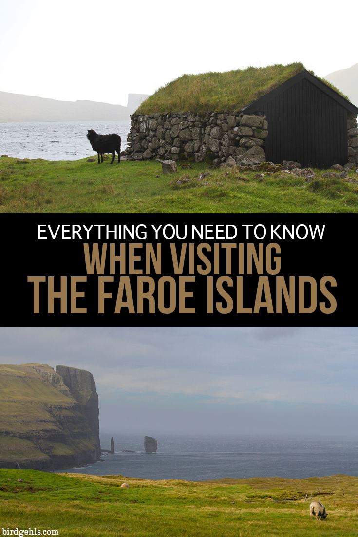 Here's everything you need to know about Faroe Islands travel, from bringing a pair of hiking boots to where to have the best meal of probably your life. #FaroeIslands #Travel #TravelTips