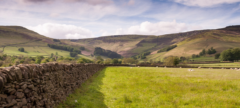 Edale in the Peak District