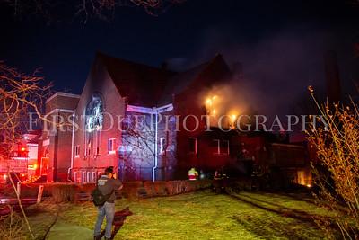Detroit Box Alarm: Cadilac Blvd 12 Apr 20