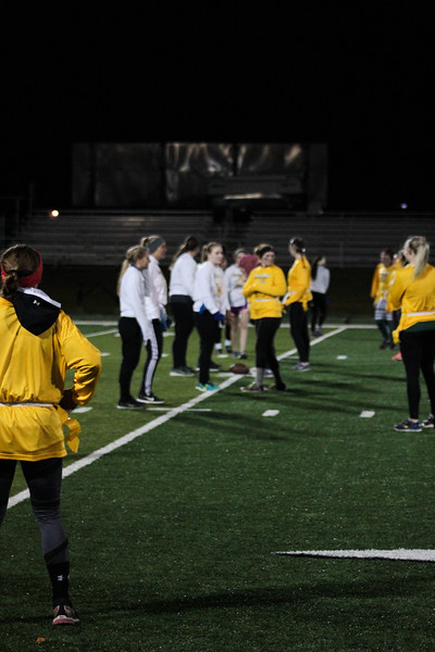 Powderpuff Football Game - Homecoming Event (10.10.18)