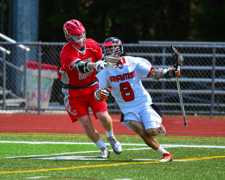 2013 - Varsity (boys) v. Cheshire - April 27, 2013