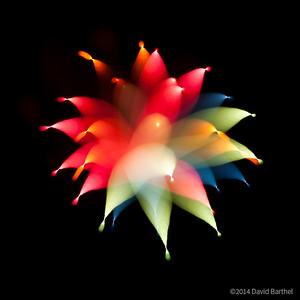 Fireworks Experimentation