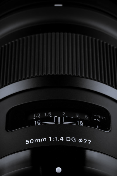 Sigma 50mm F1.4 DG HSM Art