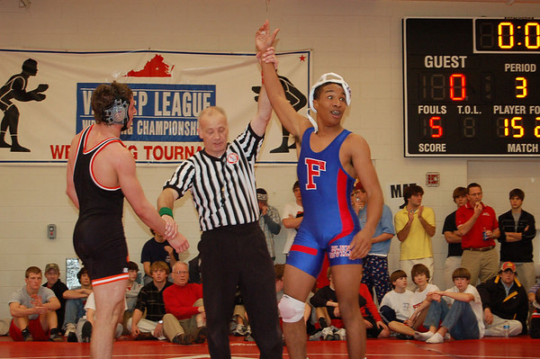 FUMA Wrestlers Crowned Champions
