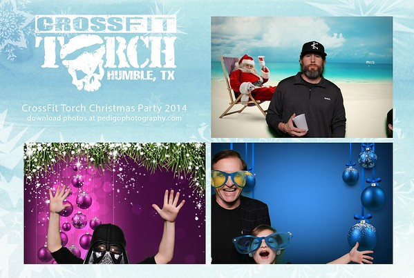 CrossFit Torch Christmas Party