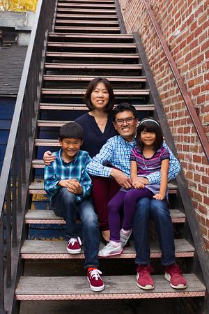 Sato Family 2016 Mini-Session