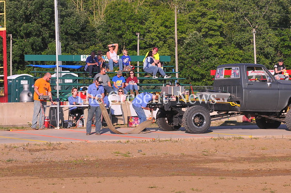 06-14-19 NEWS tug A truck @ Paulding Fair