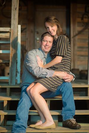 Amanda Futch and Scott James Engagement