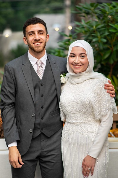 Tesneem & Seif Wedding