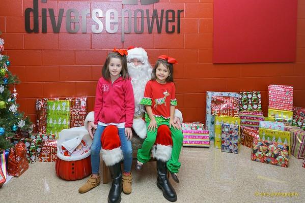Diverse Power Children Christmas 2017