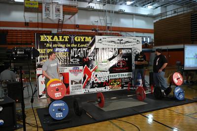 NOTLD & UPC 4 Deadlift 10-22-2011