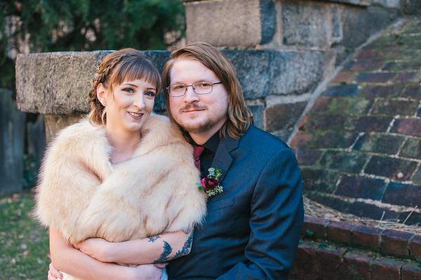 Amber and Kyle's Wedding Photos