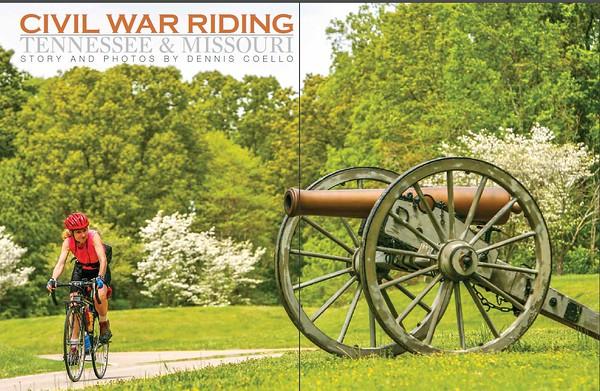 Civil War Riding - Tennessee & Missouri