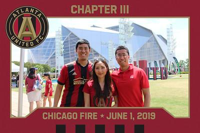 ATL United V.S. Chicago Fire AmFam Fan Village - 6/1/2019