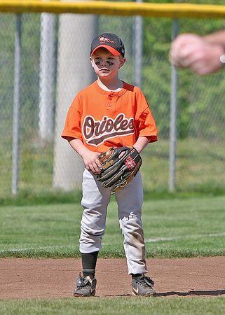 4-16-05 Athletics/Orioles