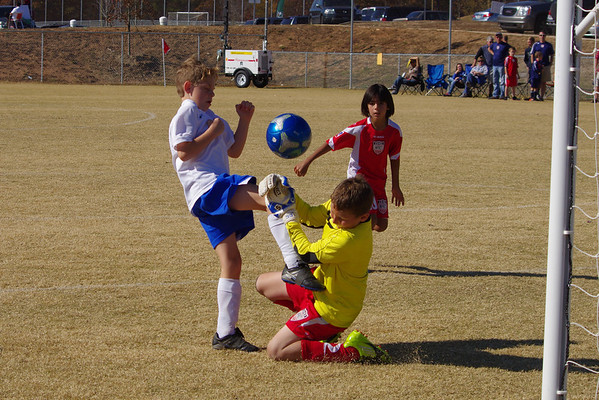 Cherokee Impact 03 vs Homewood Union