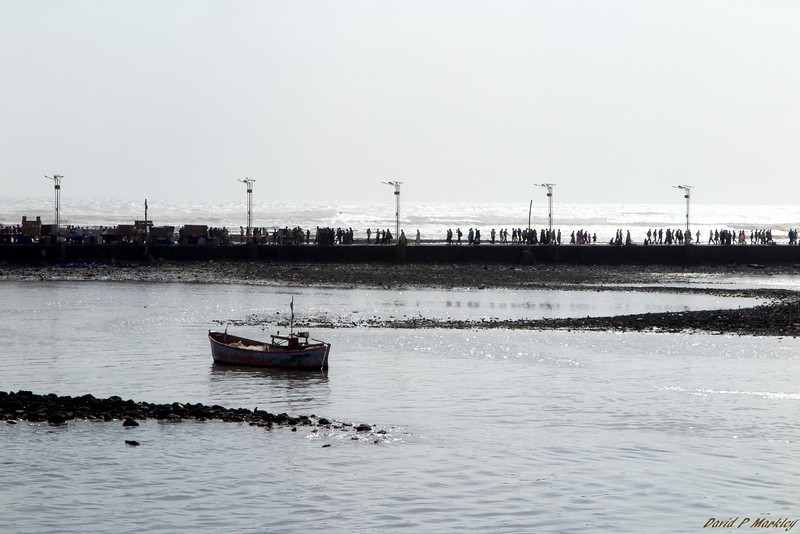 Lone Boat