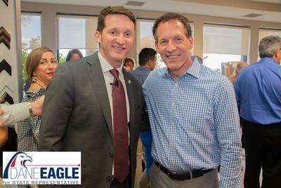 Dane Eagle Campaign KickOff