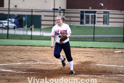 Softball: Park View vs. Briar Woods - May 13  (by Dan Sousa)