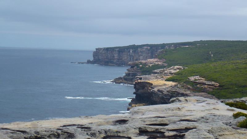 Royal National Park, Australia (December 22-24, 2011)
