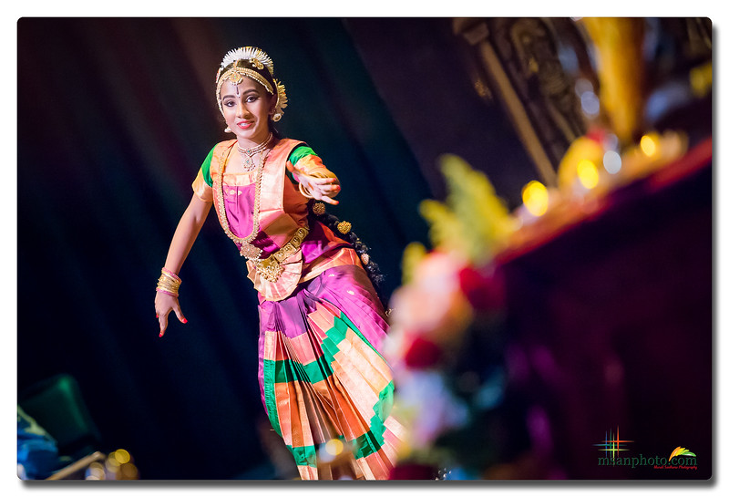 Anita Ashok's Bharatanatyam Arangetram 2017 - Highlights