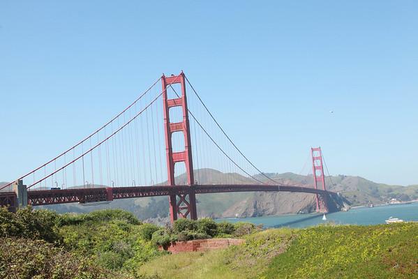 Golden Gate Bridge - Apr 14