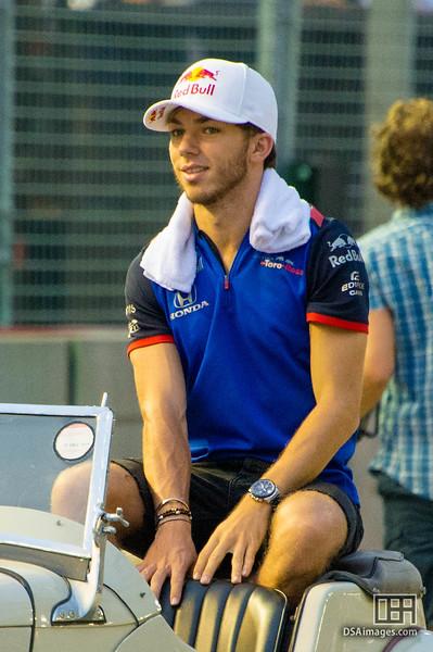 Pierre Gasly (Red Bull Toro Rosso Honda)