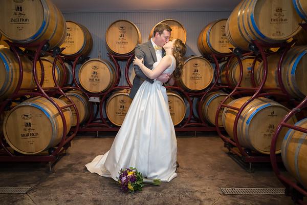 Walters-Brittenham Wedding