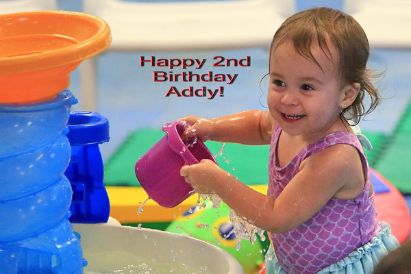 Addy's 2nd Birthday Party