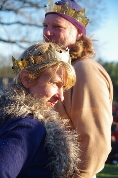 Queen Amber & King Aligheanan