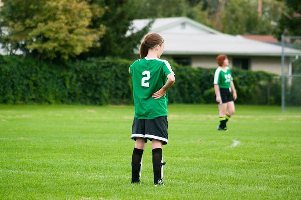 Murray Rec Soccer Fall 2013