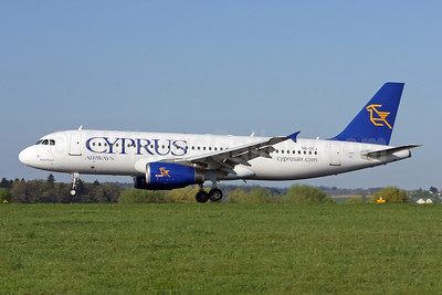Cyprus Airways (1st)