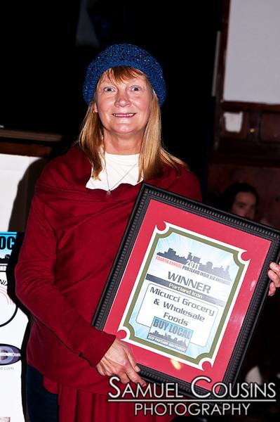 Portland Buy Local's 2011 Indie Biz Awards