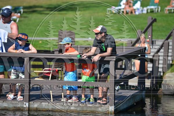 August 29 - Fishing