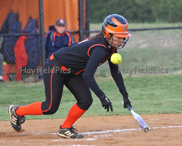 Softball West Springfield 3/30/12