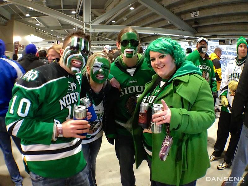 Sioux Fans