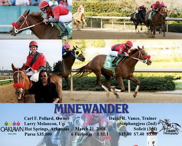 MINEWANDER - 3/21/2008