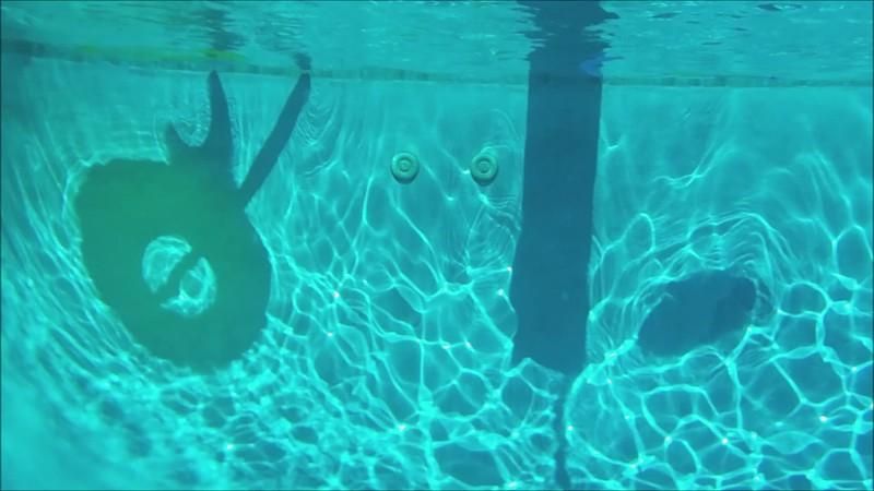 Grandkids Underwater Video