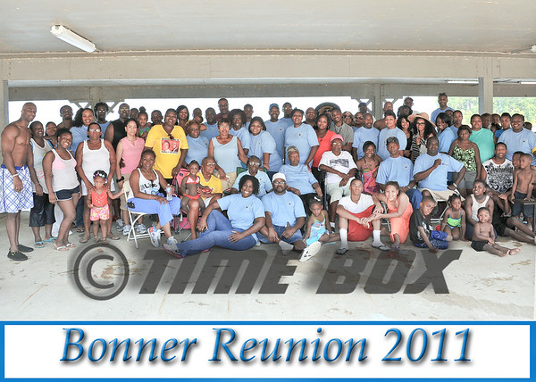 Bonner Family Reunion 2011