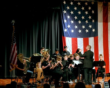 Veterans Day Celebrations 2017 @ Sisters High School & Middle School