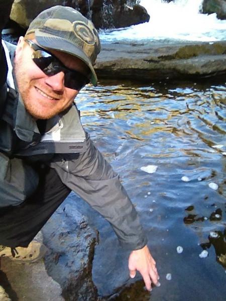 Linville River -- 2,000'
