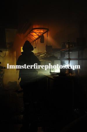 JERICHO FD MILLERIDGE INN FIRE 5-14-14