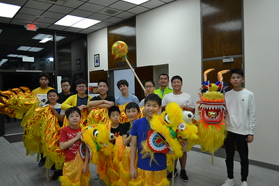 Library Hosts Lunar New Year Festivities for Hundreds