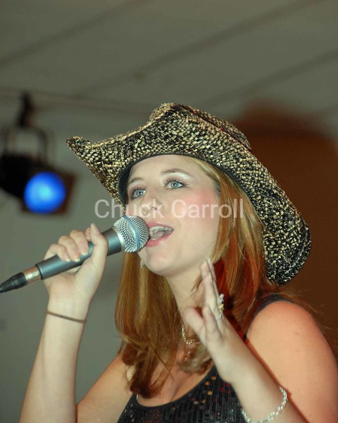 Grange Fair 2008 --  Idol Contest  --   Sunday August 24