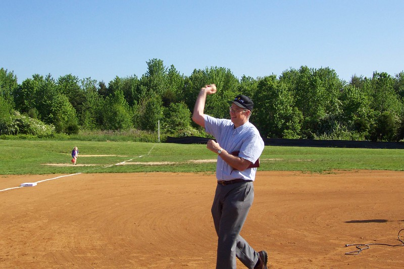 Pastor Doug - Opening Pitch