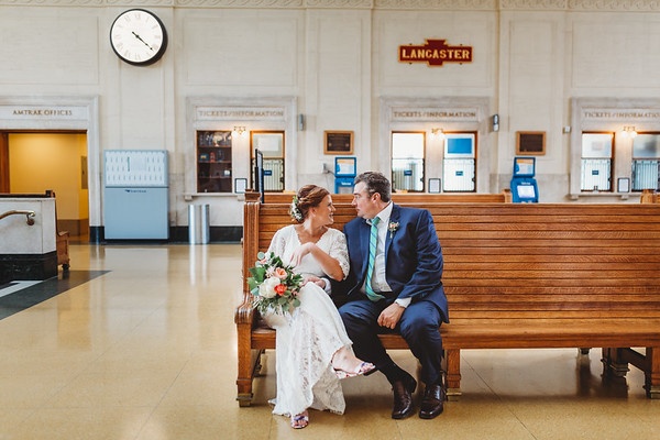 Erin + Mark's Wedding- August 8, 2020
