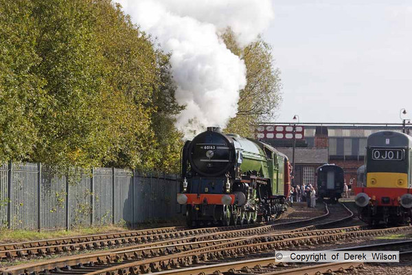 2009, 18th October, Barrow Hill