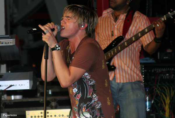 Jesse McCartney In Birmingham: 2007 (Volume Four)