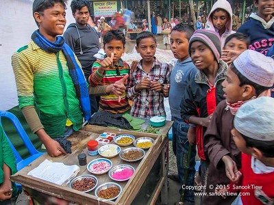 บังกลาเทศ | เด็ก กินหมาก ใน บังกลาเทศ